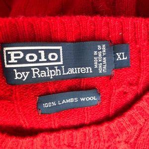 Polo by Ralph Lauren Sweaters - POLO By RALPH LAUREN Men's Soft Sweater SZ XL